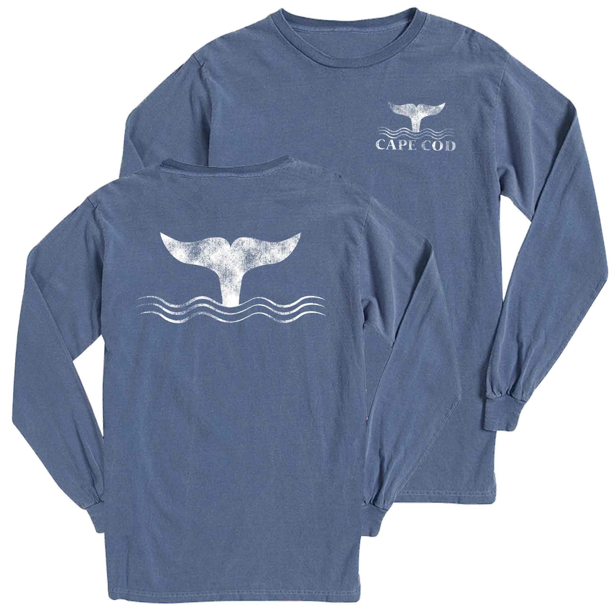 Classic Marthas Vineyard Cape Cod Sweatshirt